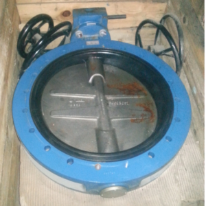 Butterfly valve Ghibson DN 500 PN 6 Stainless steel Disc