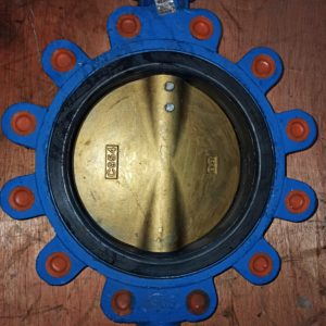 Meson Butterfly Valves manually operated DN200