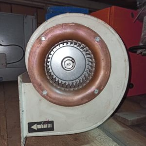 Sodeca blower CMP514-2T with Bartec Varnost motor